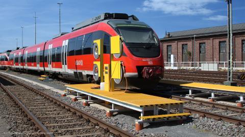 Infrastrukturausbau der Deutschen Bahn AG